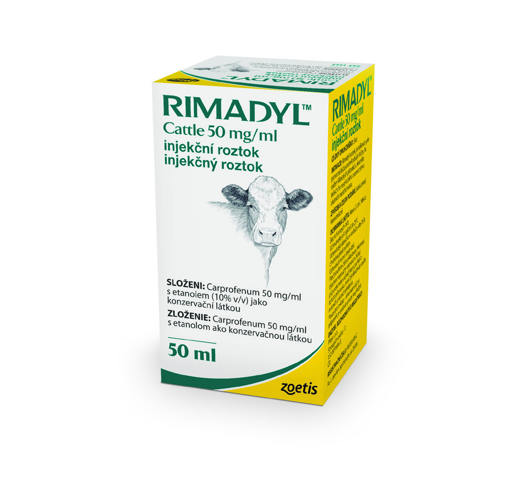 RIMADYL CATTLE Product